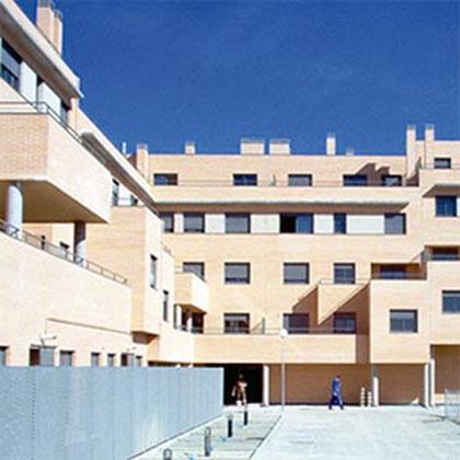 housing in madrid