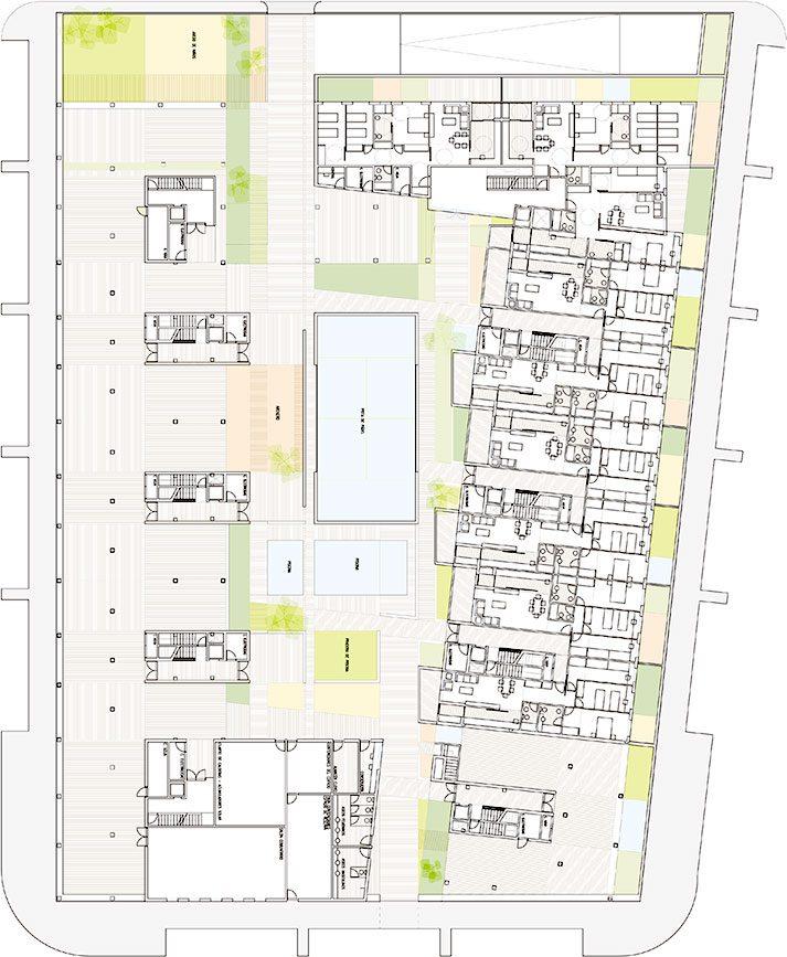 Architecture project in Guadalajara