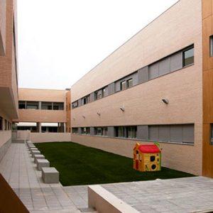 architecture project school in murcia