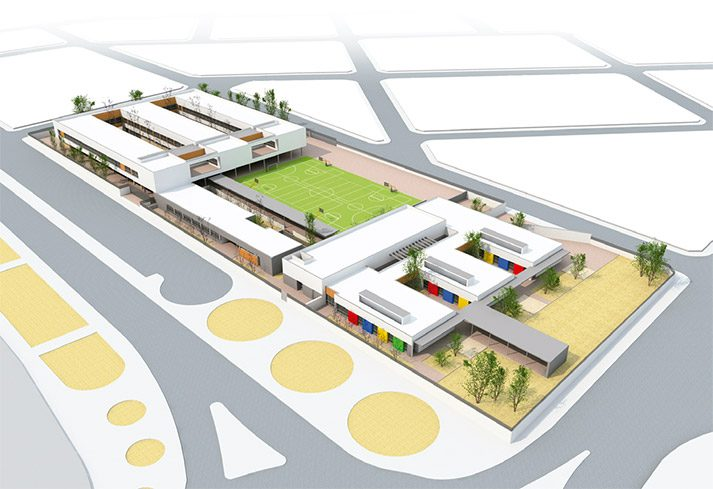 Architecture Project- Educational centre