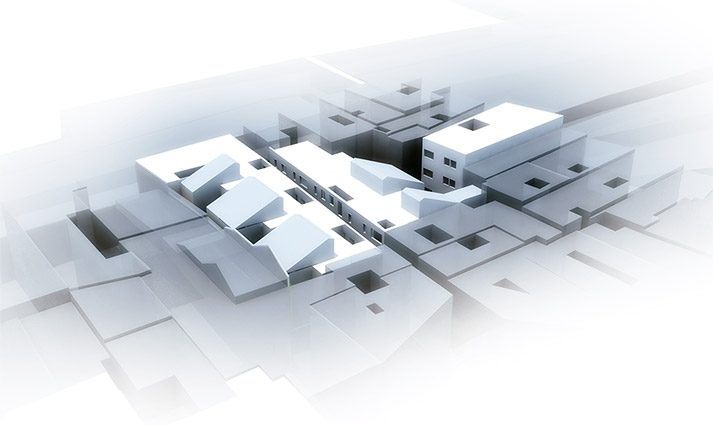 Architecture Project in Malaga