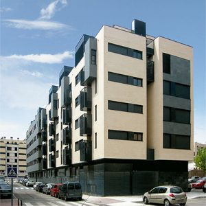 Architecture Project -housing in Valdemoro
