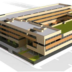 Architecture Project -housing in Guadalajara