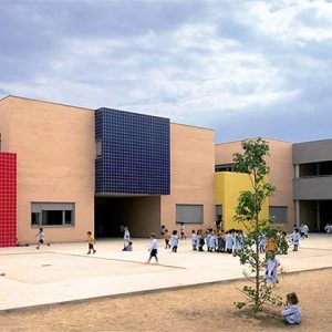 Educational architecture Madrid
