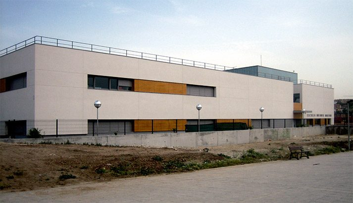 educational centre architecture project