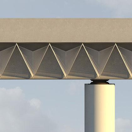 Architecture - al Haeer Wakway in Riyadh