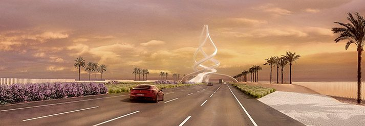 Architecture Project - Jeddah gateway
