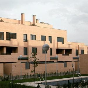 Architecture project - Housing in Madrid