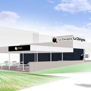 Architecture project for La Chirigota Restaurant