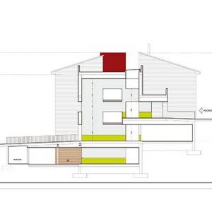 Architecture Project - Las Musas High School