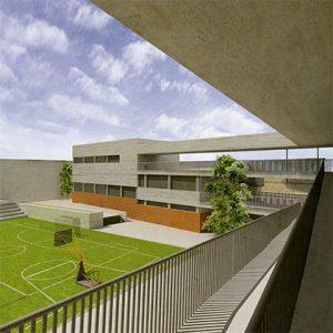 architecture project - school