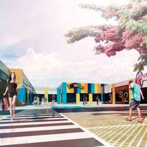 Architecture project - valdebol bowling