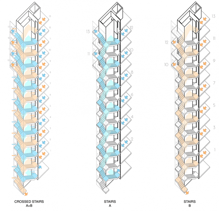 Residential Tower Valdebebas SiArchitects