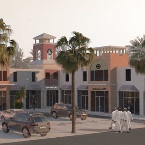Bay Concept Strip Mall | Manama, Bahrain