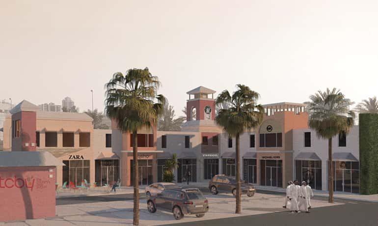 Bay Concept Strip Mall | Manama, Bahrain