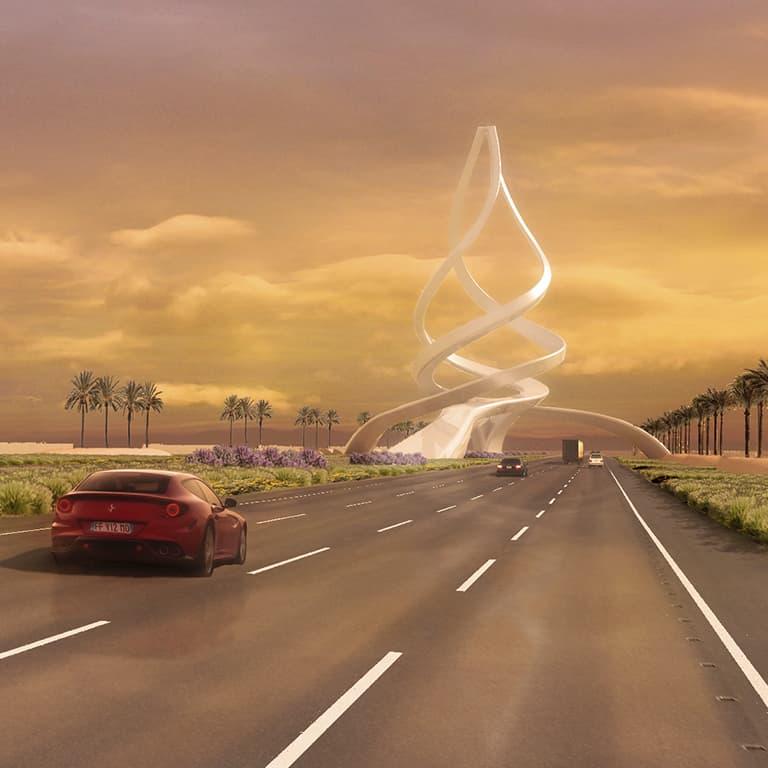Jeddah Gateways by SiArchitects