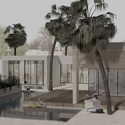 Si Architects - Private Villa in Bahrain