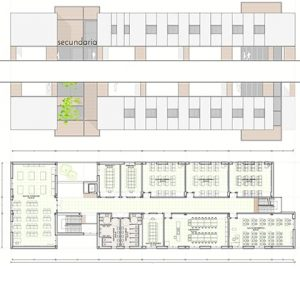 Secondary School extension - Si Achitects
