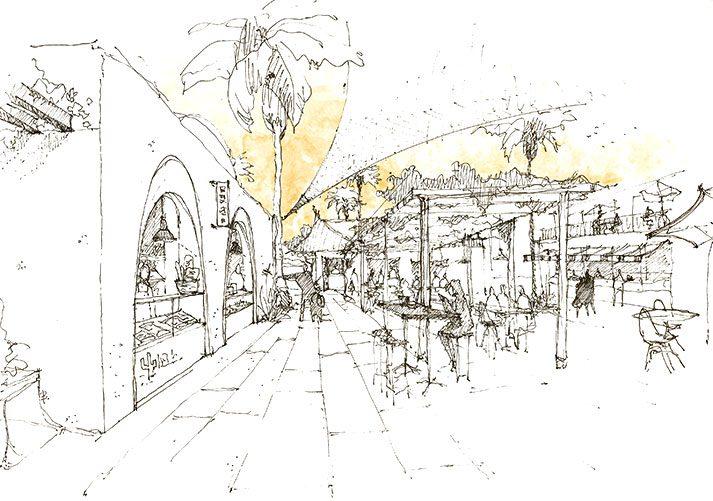 San Bartolomé de Tirajana Strip Mall, Gran Canaria | SiArchitects